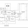 ss-9059u-3 3 bedroom 2 bathroom unique house plan