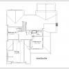 ss-9065u-3 3 bedroom 2 bathroom unique house plan