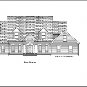 ss-9139cl-1 4 bedroom 3 bathroom colonial house plan