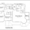 ss-9192u-3 4 bedroom 2 bathroom unique house plan