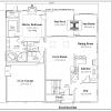 ss-9197u-2 3 bedroom 2 bathroom unique house plan