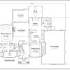 ss-9246ul-2 3 bedroom 2 bathroom unique house plan