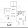 ss-9246ul-3 3 bedroom 2 bathroom unique house plan