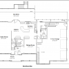 ss-7641cll-2 5 bedroom 3 bathroom colonial house plan