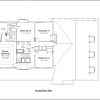 ss-7641cll-3 5 bedroom 3 bathroom colonial house plan