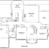 ss-8777cll-2 4 bedroom 3 bathroom colonial house plan