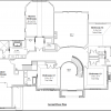 ss-8777cll-3 4 bedroom 3 bathroom colonial house plan