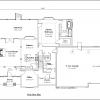 ss-10127r-2 3 Bedroom 2 Bathroom Ranch House plan