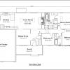 ss-7857r-2 3 bedroom 2 bathroom ranch house plan