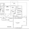 ss-9429rl-2 3 bedroom 2 bathroom ranch house plan