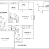ss-9467r-2 2 bedroom 2 bathroom ranch house plan