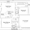 ss-9684r-2 2 bedroom 2 bathroom ranch house plan
