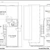 ss-9804u-2 2 bedroom 3 bathroom unique house plan