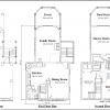 ss-9857u-2 2 bedroom 2 bathroom unique house plan