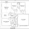 ss-9963rl-2 3 bedroom 3 bathroom ranch house plan