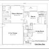 10186-CP-6 3 Bedrooms 2 Bathrooms Cape Cod